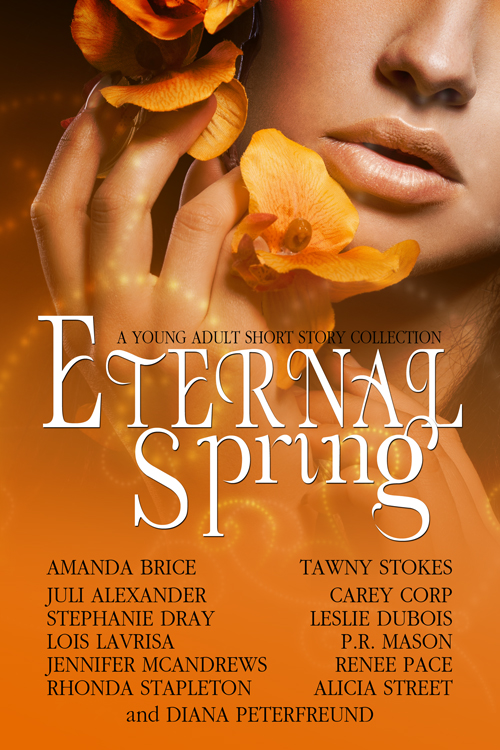 Includes stories from 13 young adult authors: Juli Alexander, Amanda Brice, ...
