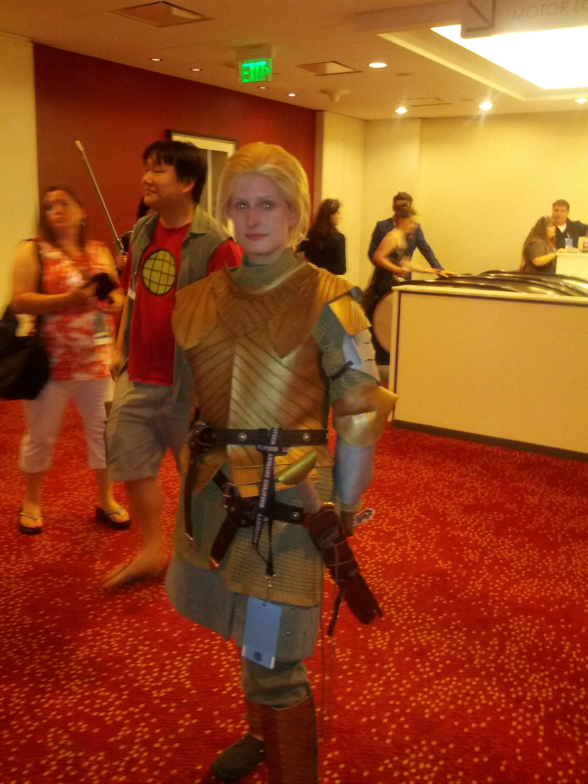 brienne cosplay