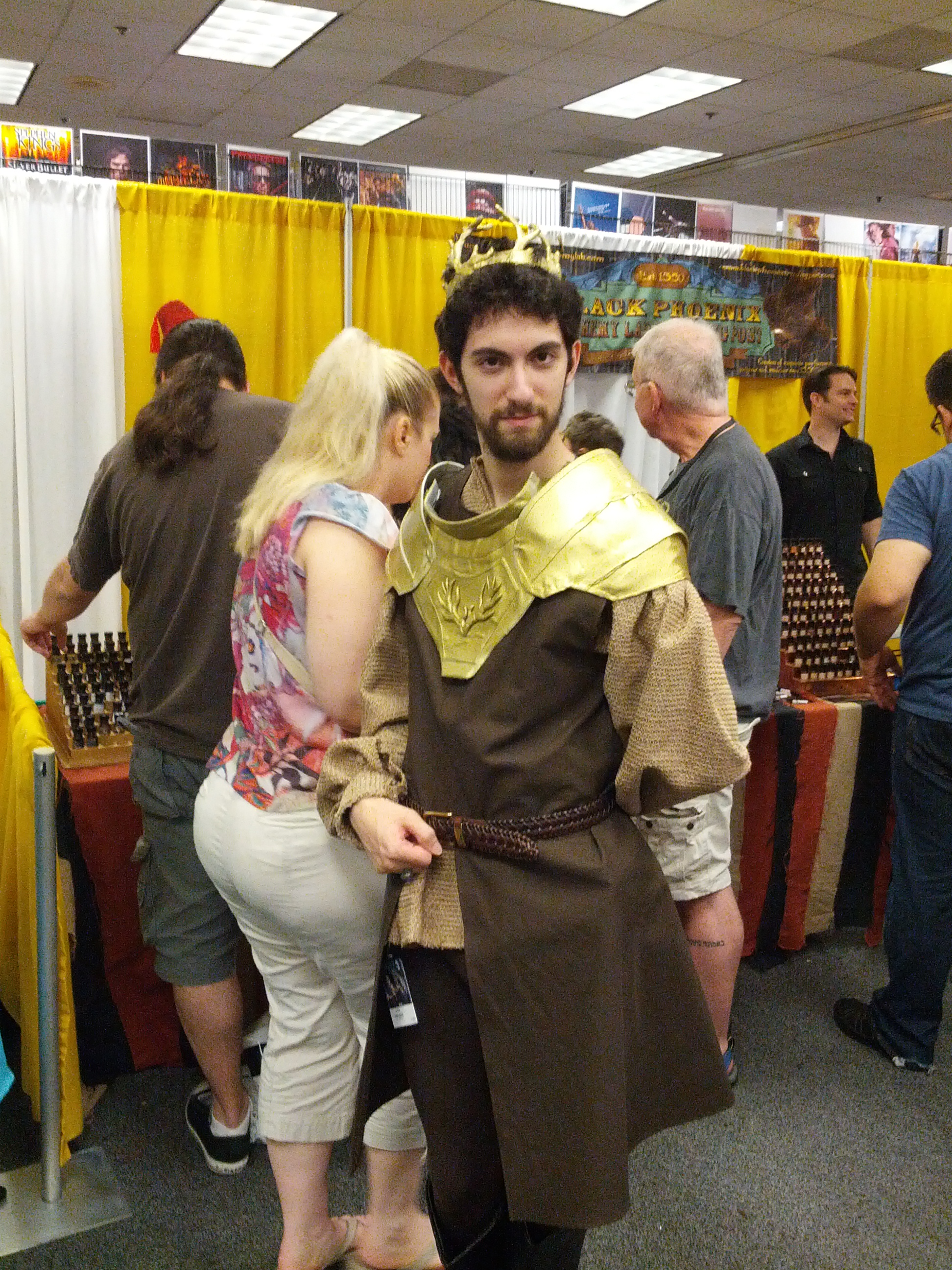 Renly Cosplay